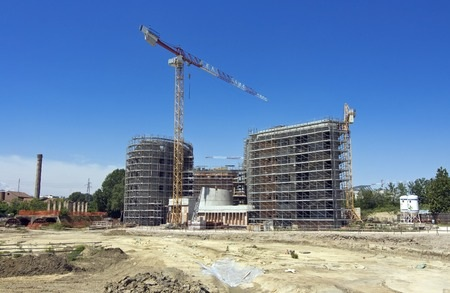 פיגומים באתרי בניה