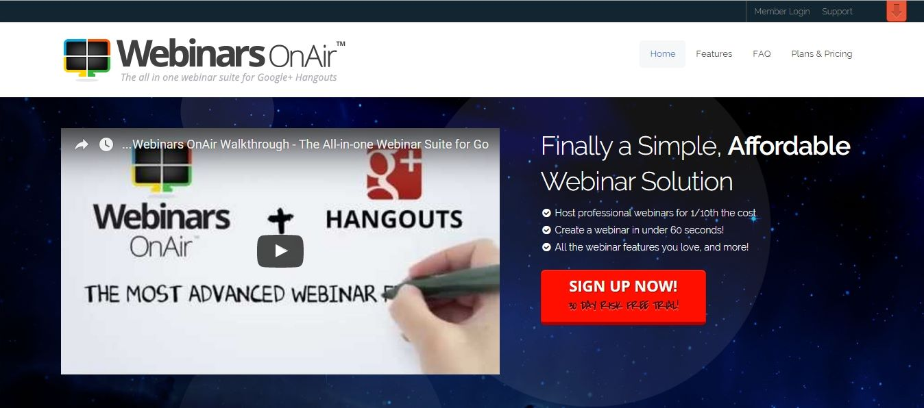 Webinar On Air