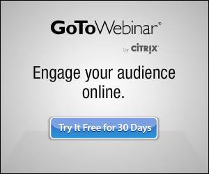 GoToWebinar Free Trial