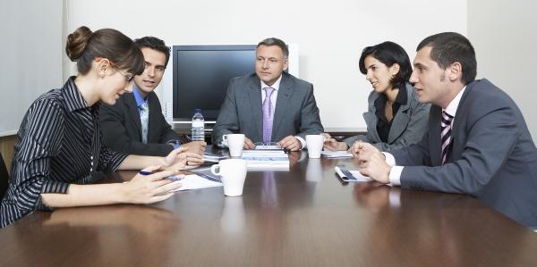 פגישת צוות
