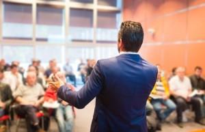 וובינר או הרצאות TED