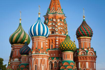 רוסיה, מוסקבה, סנט פטרסבורג