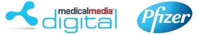 medical media digital - pfizer